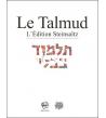 Talmud Steinsaltz - Guitin hebreu francais