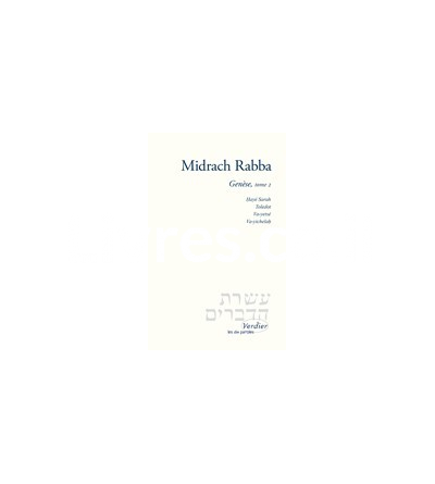 Midrach Rabba: Genèse - Tome 2