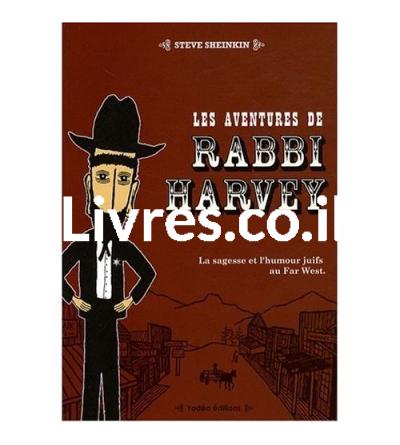 Les aventures de Rabbi Harvey - Tome 1