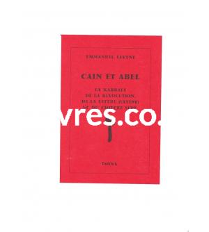 Cain et Abel / Emmanuel Lévyne