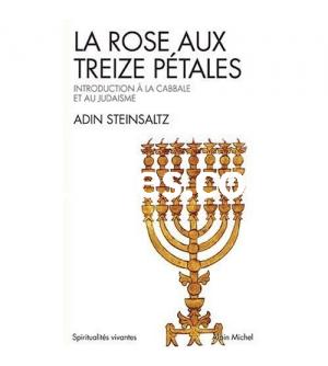 La Rose aux treize pétales : Introduction à la Cabbale et au Judaïsme