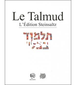 Talmud Steinsaltz - Taanit