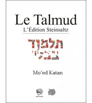 Talmud Steinsaltz - Mo'ed Katan