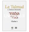 Talmud Steinsaltz - Chabat 3