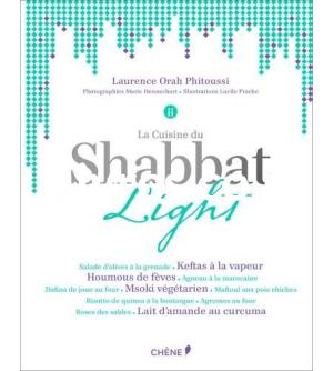 La Cuisine du Shabbat Light